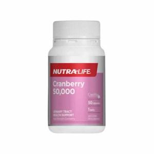 NutraLife 纽乐蔓越莓 50粒