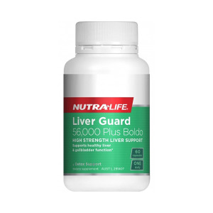 NutraLife 纽乐护肝片加胆囊排毒 60粒