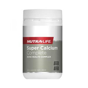 NutraLife 纽乐钙片 120粒