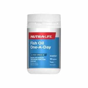 NutraLife 纽乐 鱼油一天一粒 90粒