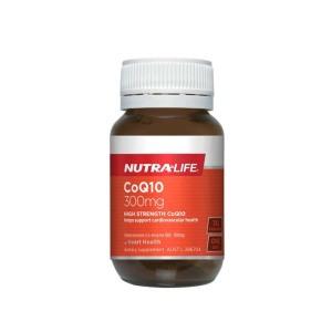 NutraLife辅酶CQ10 300mg 60粒
