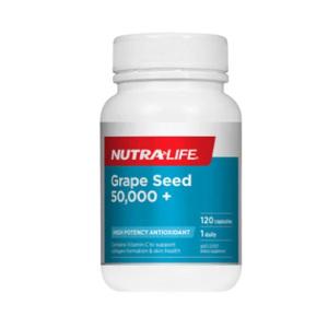 NutraLife 纽乐葡萄籽(含量50000)120粒