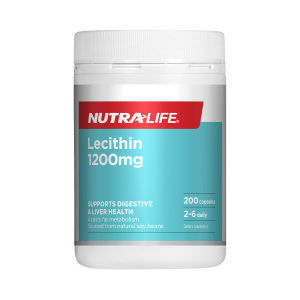 Nutralife 纽乐高含量大豆卵磷脂 200粒