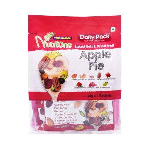 Nutrione 焗坚果和干果-苹果派 28g*7