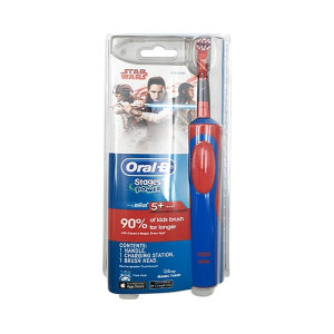 Oral B儿童款电动牙刷 男孩款星球大战