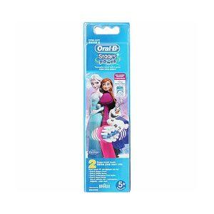 Oral-B欧乐儿童电动牙刷头 冰雪奇缘款