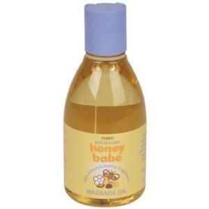 Parrs 帕氏婴儿蜂蜜按摩油 90ml
