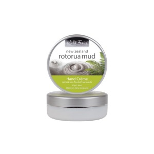 Parrs 帕氏Rotorua火山泥护手霜(绿茶+洋甘菊)85g