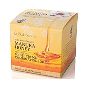 Parrs 帕氏麦卢卡蜂蜜晚霜 (混合型油性皮肤) 100g