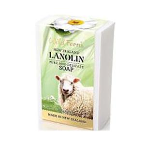 Parrs帕氏 绵羊油 香皂 135g