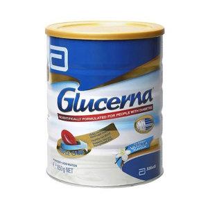【新西兰直邮包邮】 Glucerna糖尿病人专用营养奶粉 850g (3罐包邮)