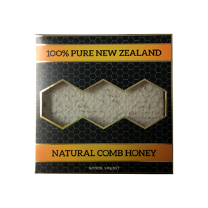 Natural Comb Honey 蜂巢 340g