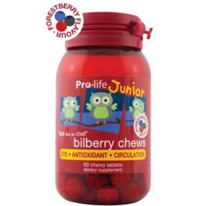 Prolife 儿童蓝莓护眼咀嚼片60片