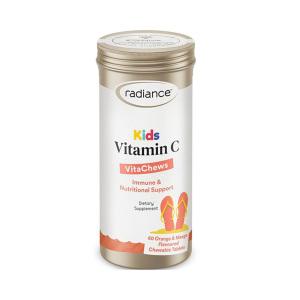 Radiance 儿童维生素C咀嚼片 60粒