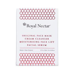 Royal Nectar 臻享礼盒装(面膜+面霜+精华水+洁面乳)