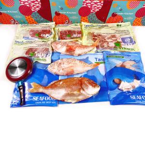 塔斯曼牛羊肉+海鲜豪华大礼盒