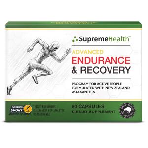 Supreme Health 耐力增强/疲劳缓解胶囊 60粒