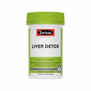 Swisse 保肝排毒护肝片 200粒 肝宝