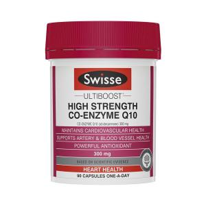 swisse高含量辅酶Q10  90片