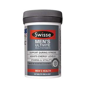 Swisse 男性多种维生素 60粒