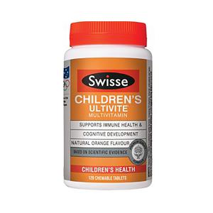 Swisse 儿童多种维生素 120粒