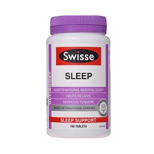 Swisse 助睡眠片 100粒