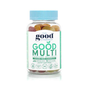 Thegood vitamin co成人多种维生素软糖 90粒