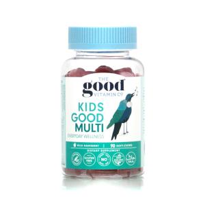 Thegood vitamin co儿童多种维生素咀嚼软糖 (覆盆子味)90粒
