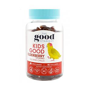 Thegood vitamin co接骨木儿童 感冒缓解软糖 90粒