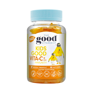 Thegood vitamin co维C 咀嚼软糖(热带菠萝味)90粒