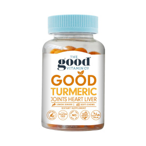 The Good Vitamin CO. 姜黄素关节软糖 60颗