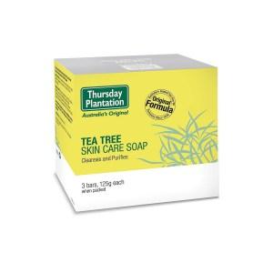 Thursday 星期四茶树皂 3个*125g