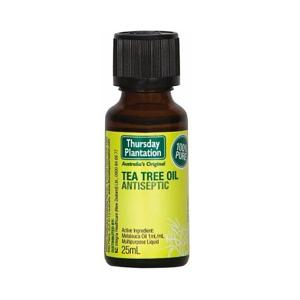 Thursday 星期四茶树油 25ml