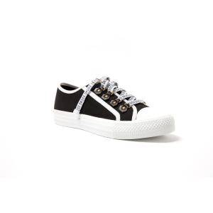 UGG DA676 春夏新款 经典帆布鞋   黑色