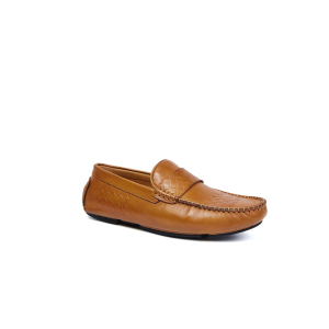 UGG DK718 春夏新款 格纹男士皮鞋 男鞋 (栗色46号)