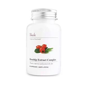 Unichi 玫瑰果油胶囊 60粒
