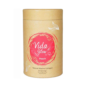 Vida Glow 深海天然胶原蛋白粉 30*3g  蜜桃味