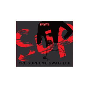 YPL Supreme 联名限定款-塑形上衣瑜伽服