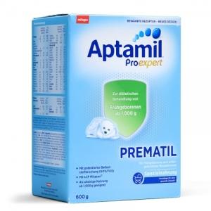 Aptamil 爱他美早产儿奶粉600g 4盒