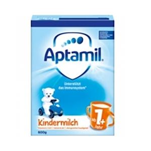 Aptamil 爱他美新版婴儿奶粉1岁以上 600g 4盒