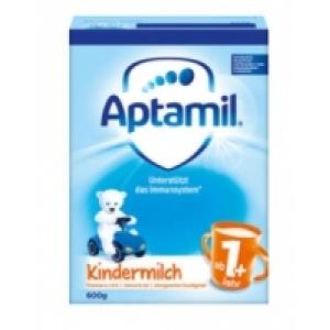 Aptamil 爱他美新版婴儿奶粉1岁以上 600g 5盒