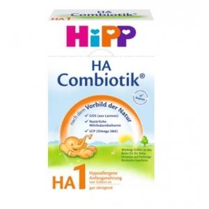 HiPP 喜宝1段 免敏奶粉 0-6个月 500g 8盒