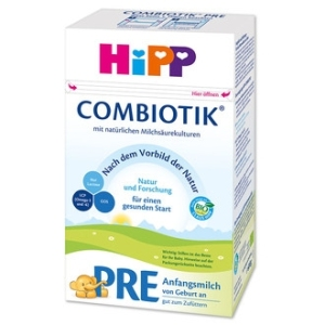 HiPP 喜宝益生菌pre段婴儿奶粉 0-3个月 600g 10盒