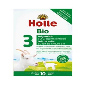Holle  泓乐有机羊奶粉3段 10个月以上 400g 6盒