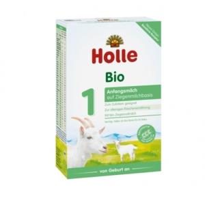 Holle 泓乐有机羊奶粉1段0-6个月 400g 6盒