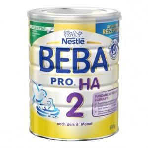 Nestle 雀巢HA系列适度水解奶粉2段免敏婴儿奶粉 6-10个月新包装  800g 3罐装
