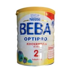 Nestle 雀巢贝巴婴幼儿罐装奶粉(24个月以上)800g 3罐装