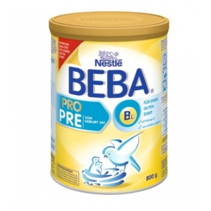 Nestle 雀巢pre段婴儿奶粉 0-6个月 800g 1盒