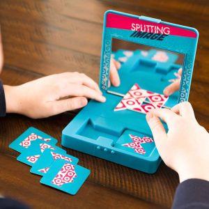 【5岁+】智库镜像透视玩具 早教益智 将镜像原理与桌游卡片完美融合 培养孩子观察力和分析力 训练视觉空间思维 默认规格
