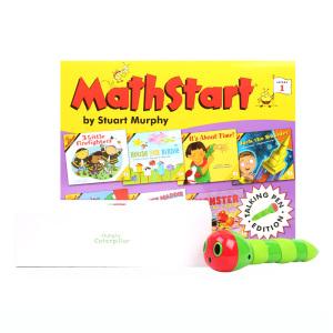 4-8岁《Math start 第2辑·7册》英文点读数学启蒙分级绘本 数学启蒙点读版第一阶(第二辑7册) Math start Level1 Set2